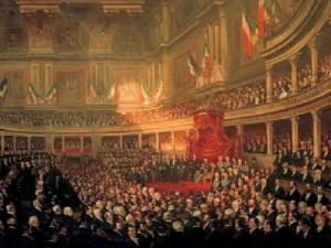 Vittorio emanuele ii storia in rete for Parlamento italiano storia
